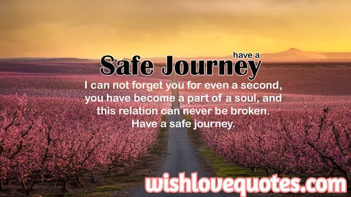 happy journey wishes for brother